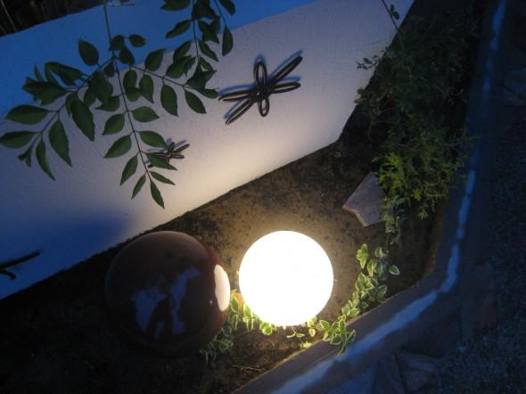 夜もきらめく、ジュエルグラス/あわら市M様邸