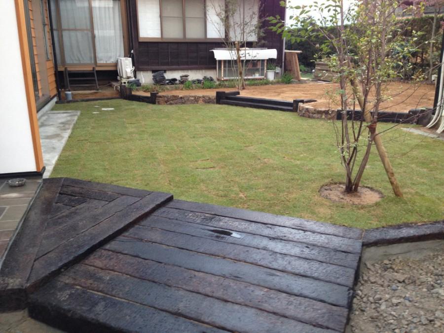 雑木林の庭/K様邸