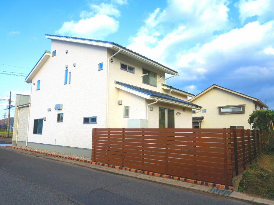 自然石アプローチの家/鯖江市U様邸