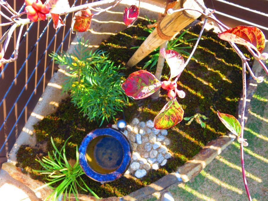 石と緑の和庭 福井市S様邸
