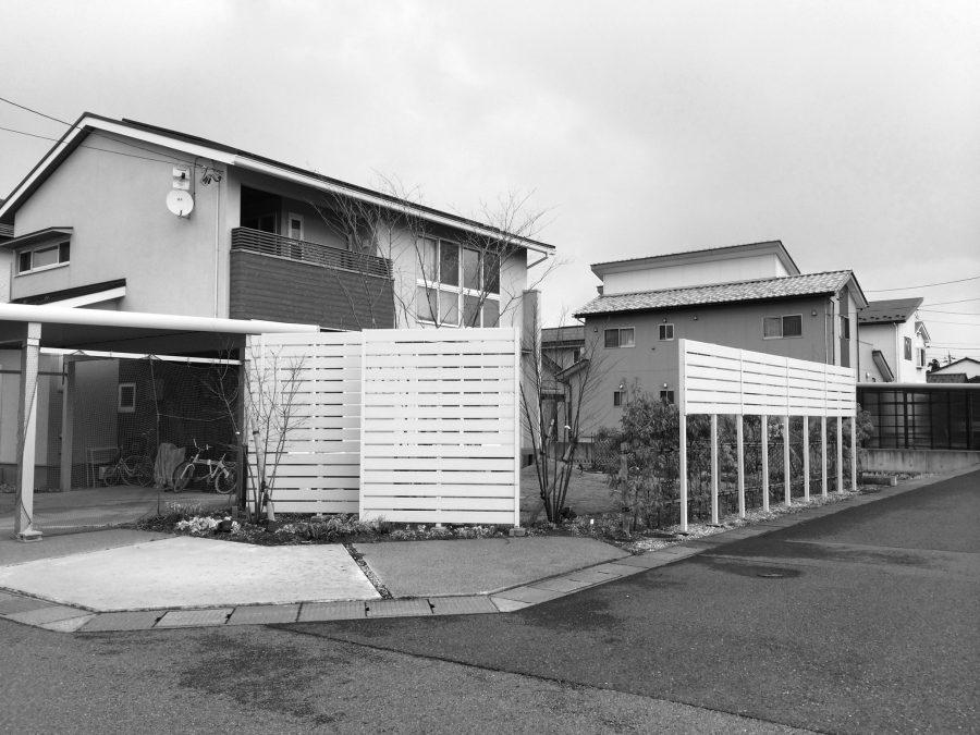 プライベート ドッグランガーデン 福井市K様邸